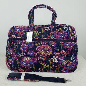 Vera Bradley Grand Traveler Bag NWT
